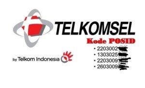 Kode POSID Telkomsel untuk Registrasi