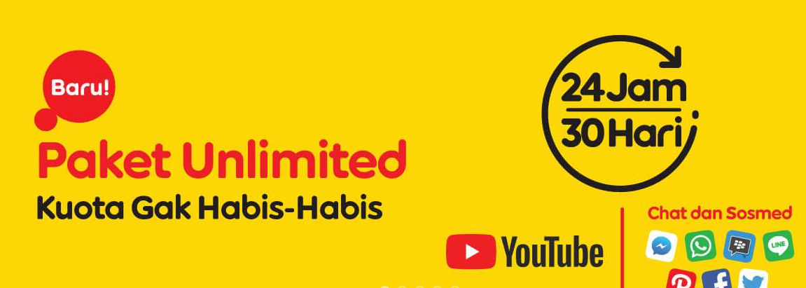 Temukan Cara Cek Kuota Indosat Unlimited Youtube paling mudah