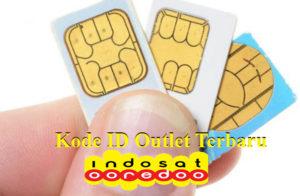 Kode ID Outlet Indosat Ooredoo Terbaru 2018
