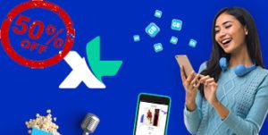 Cara Paketin Internet XL Murah Setengah Harga