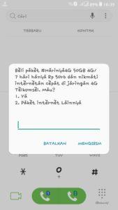 Cara Daftar Paket 45rb 50GB Telkomsel 2