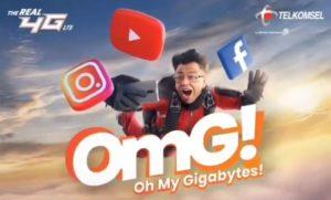 Paket Internet OMG Telkomsel