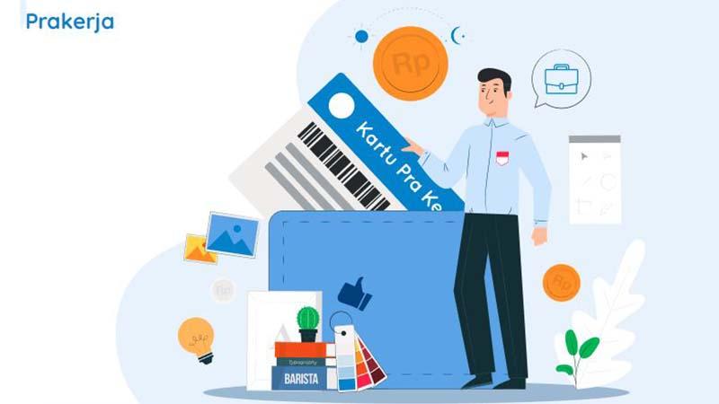 cara daftar kartu pra kerja via online