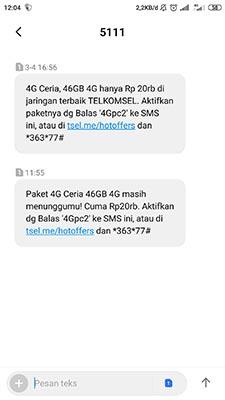 sms 5111