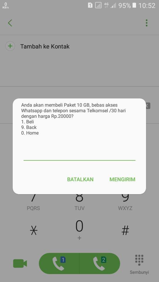 Cara DaftarPaket Nelpon Telkomsel 20000 per Bulan