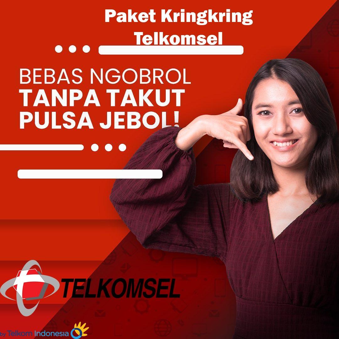 Paket Nelpon Kringkring Telkomsel